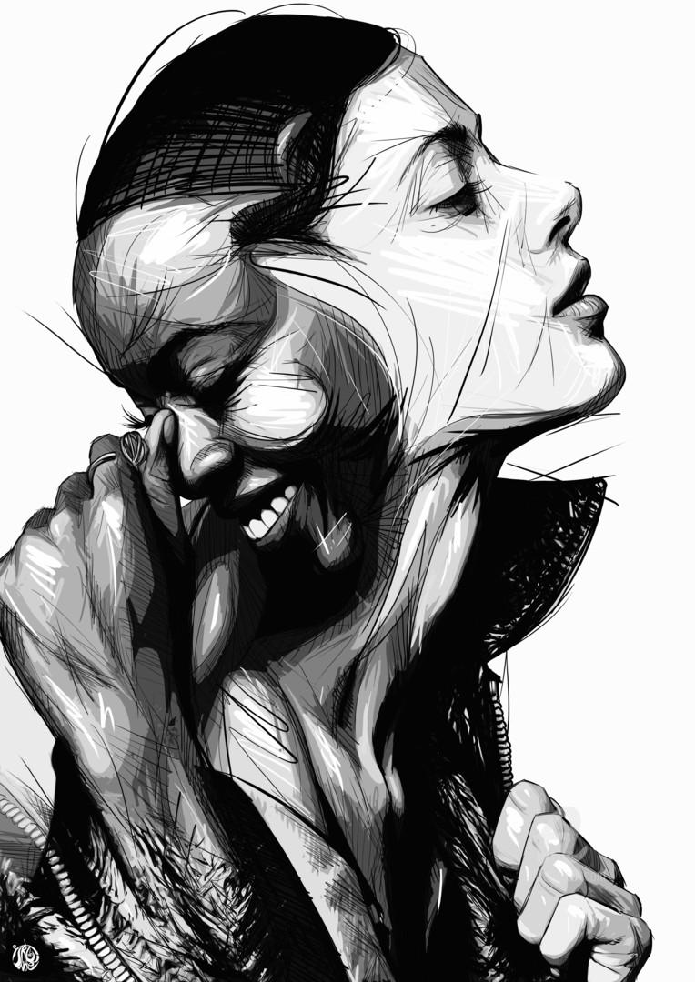 Art De Noé - Black & White