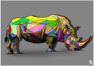 Rhinoceros colors