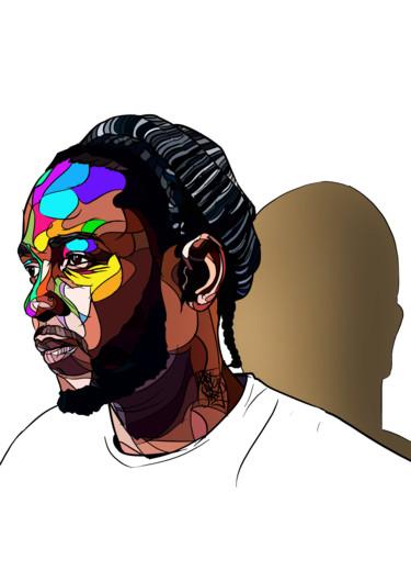 Kendrick Lamar colors