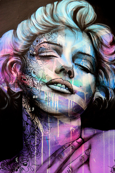 Marilyn inked
