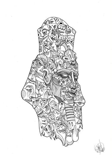 Inked Akhenaton