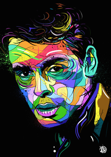 Jacques Brel en couleur